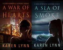 A War of Hearts (2 Book Series) by  Karen Lynn