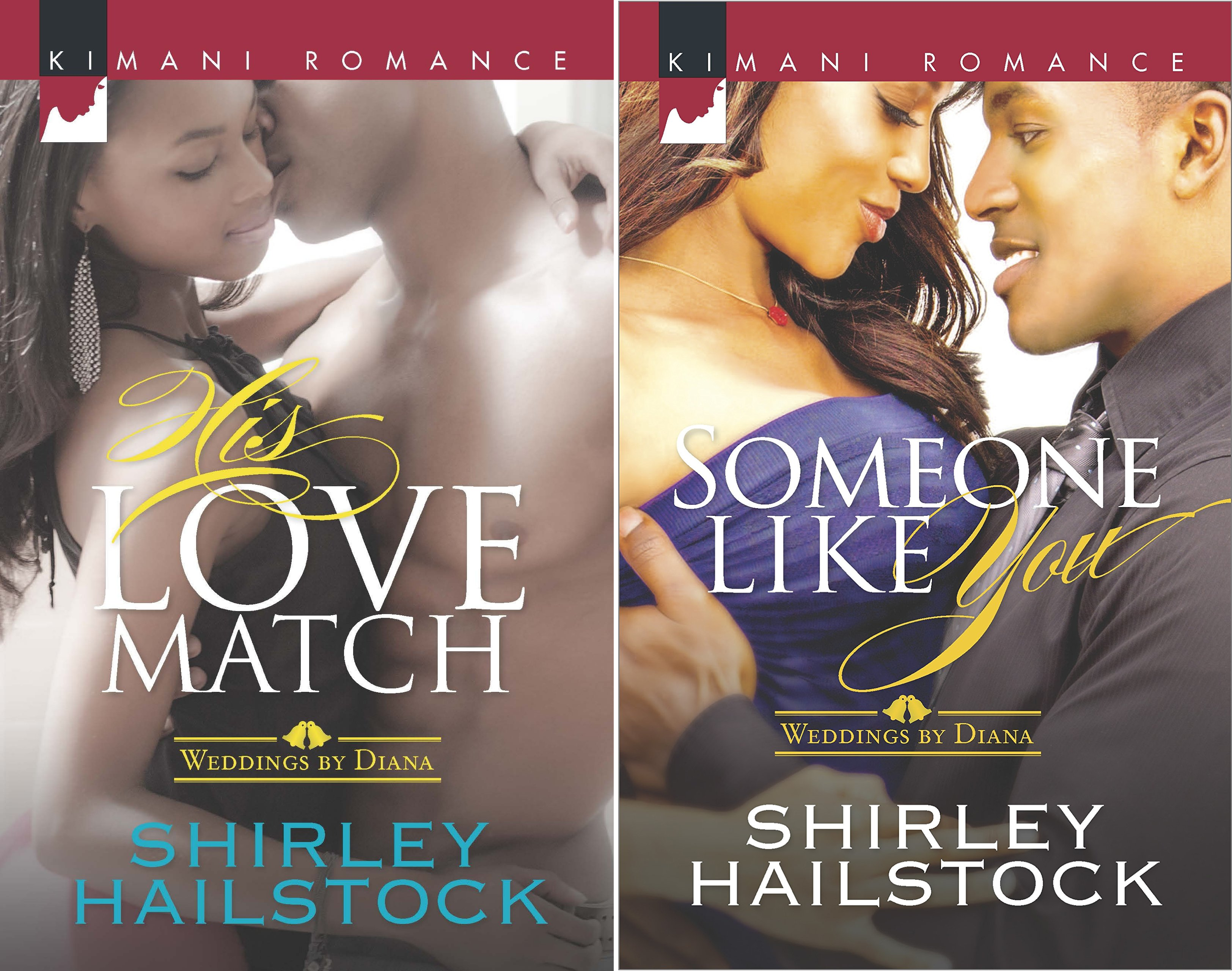 Search : Weddings by Diana (2 Book Series)