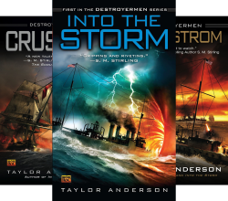 Destroyermen (11 Book Series) by  Taylor Anderson