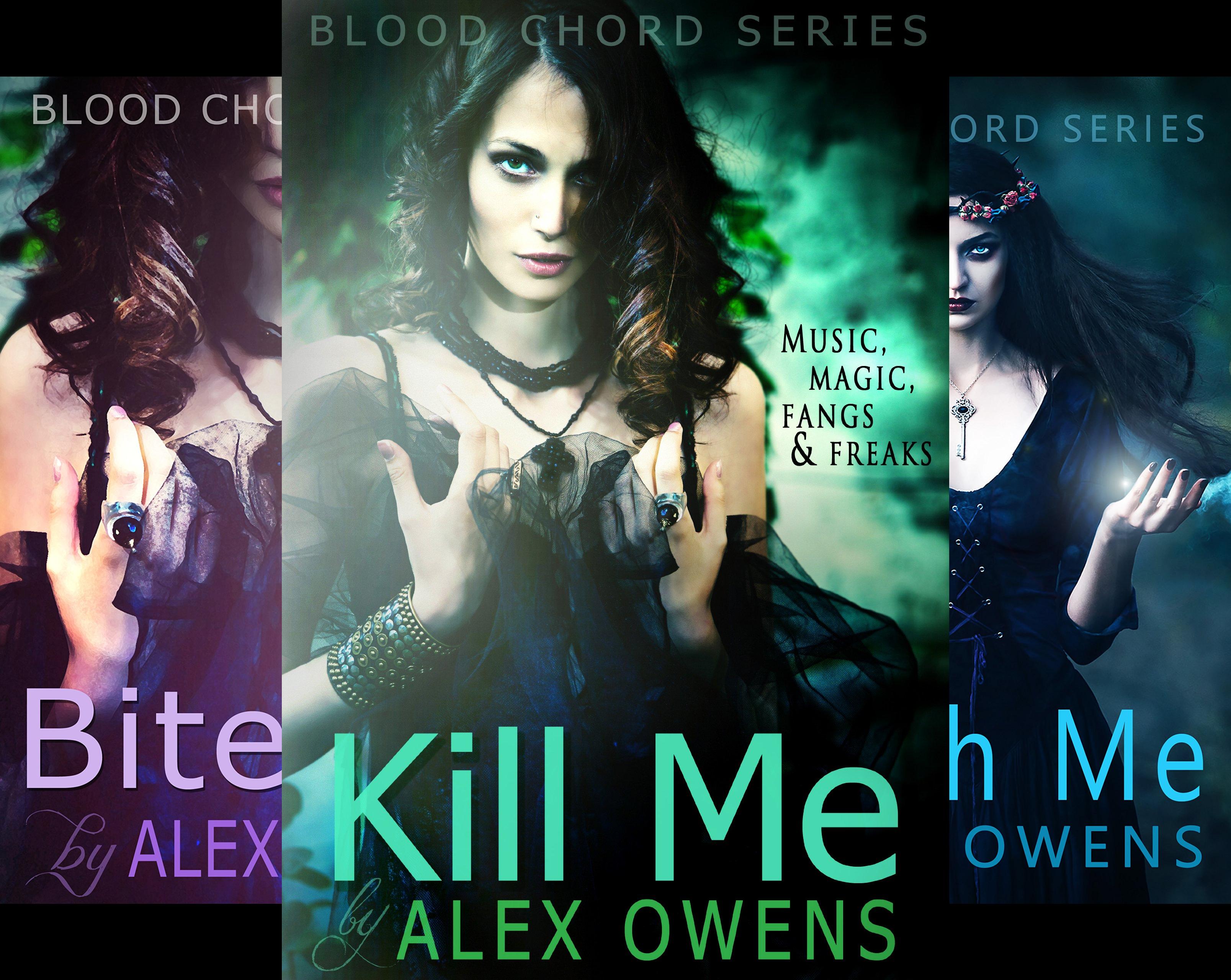 Blood Chord (3 Book Series)