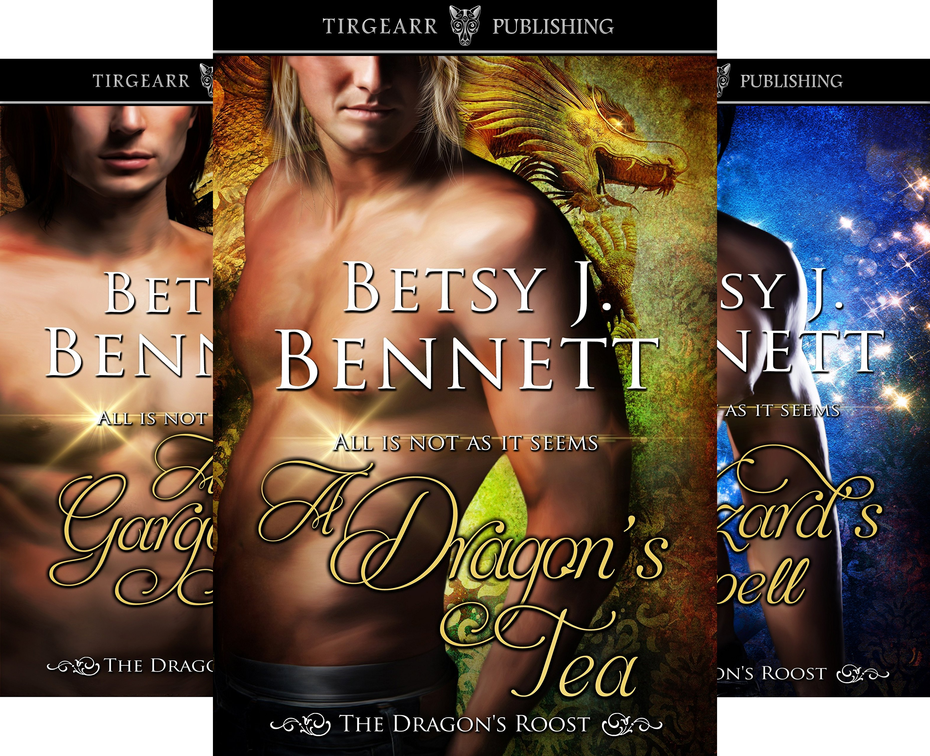 Dragon's Roost Series (3 Book Series)