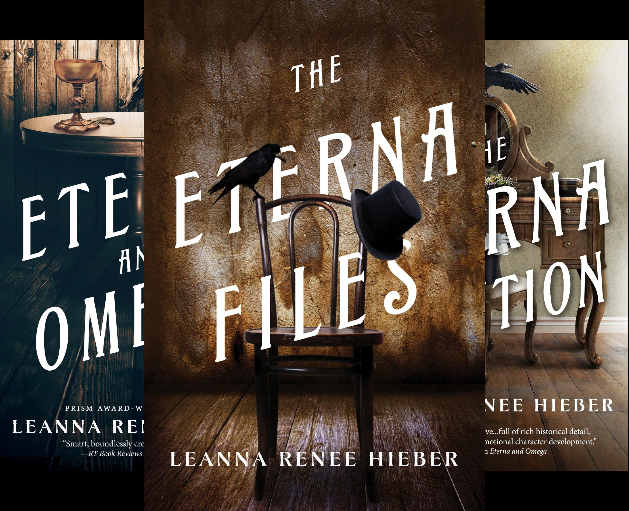 The Eterna Files (3 Book Series)
