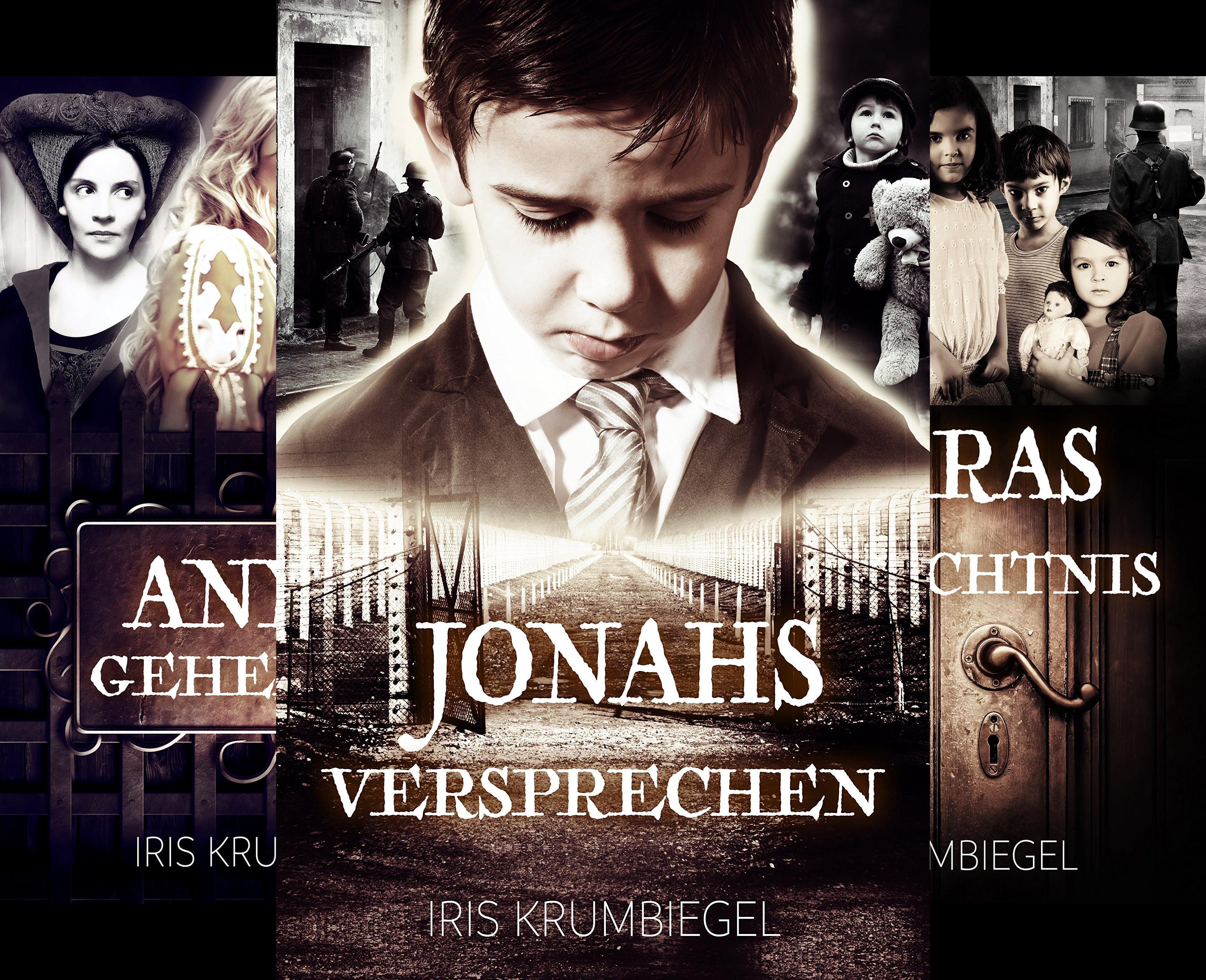 Jonahs Versprechen (Reihe in 4 Bänden)