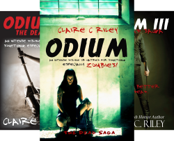 The Dead Saga (5 Book Series) by  Claire C Riley Claire C. Riley