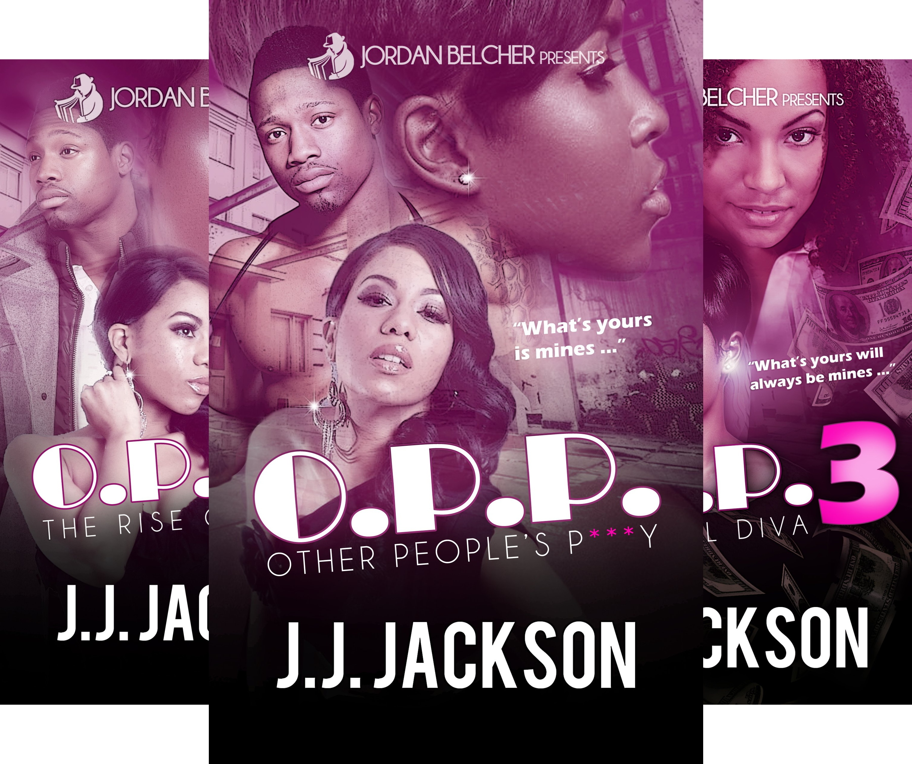 Opp (3 Book Series)