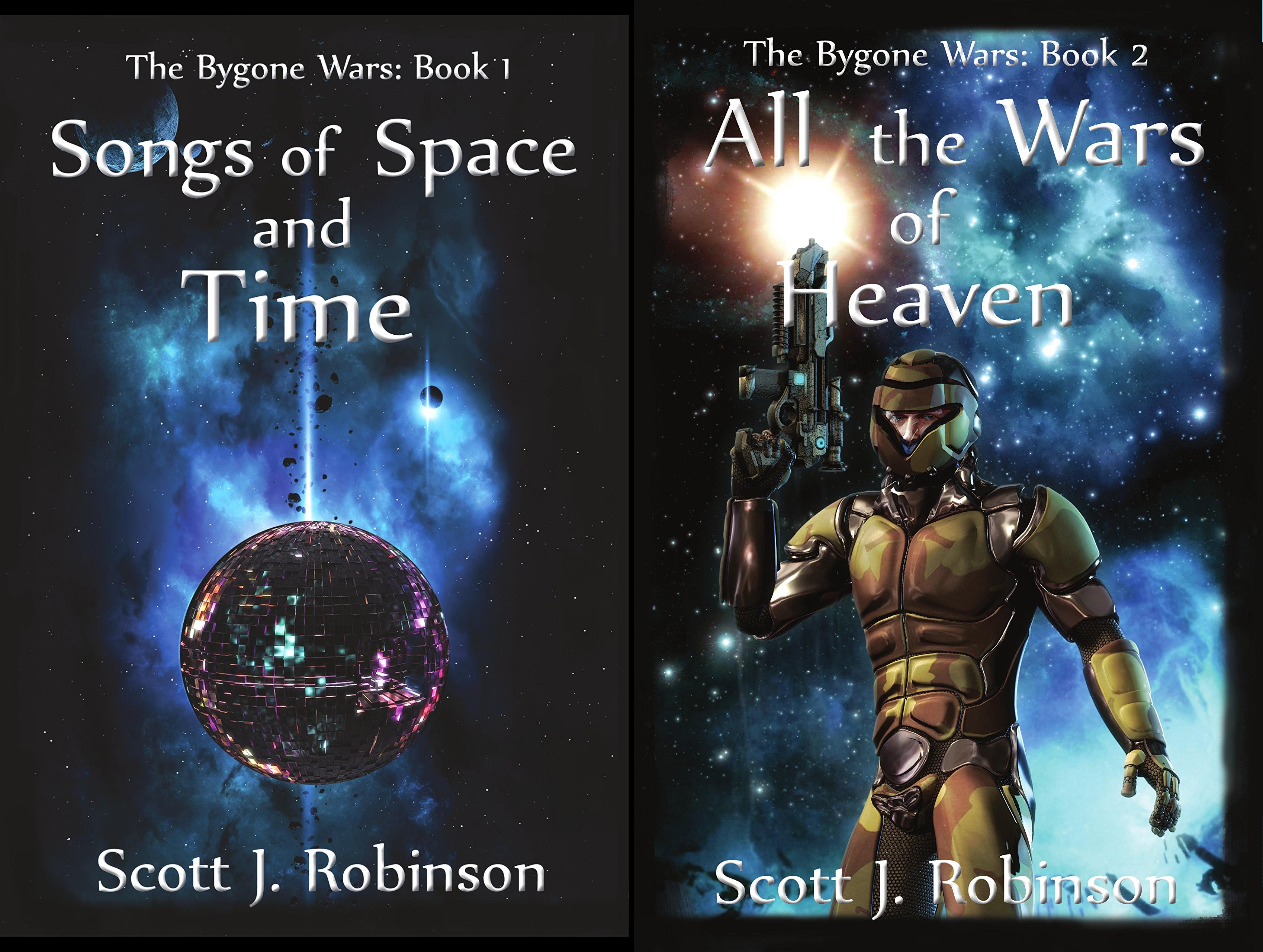 The Bygone Wars (2 Book Series)