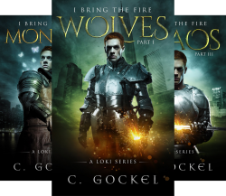 I Bring the Fire (6 Book Series) by  C. Gockel