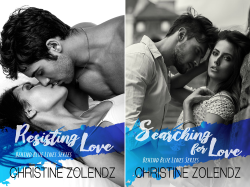 Behind Blue Lines (2 Book Series) by  Christine Zolendz