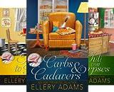 Supper Club Mysteries (7 Book Series)