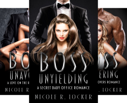The Boss Series (3 Book Series) by  Nicole R. Locker