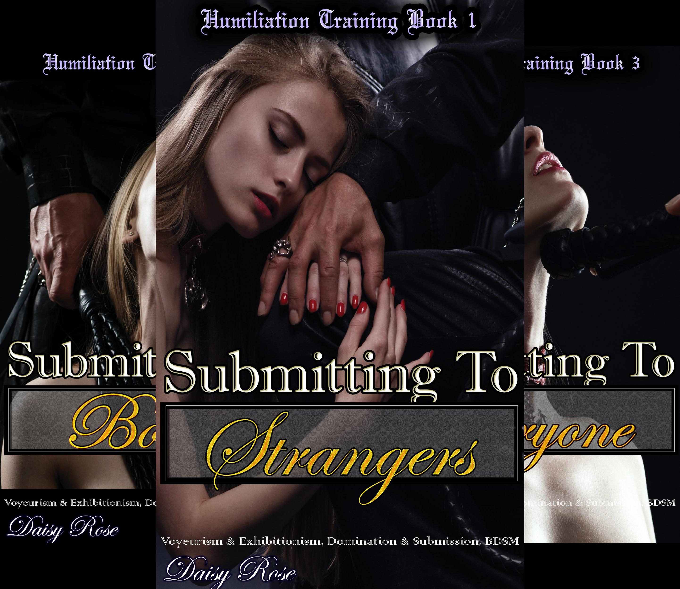 Humiliation Training (3 Book Series)