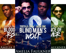 Tooth and Claw (4 Book Series) by  Amelia Faulkner