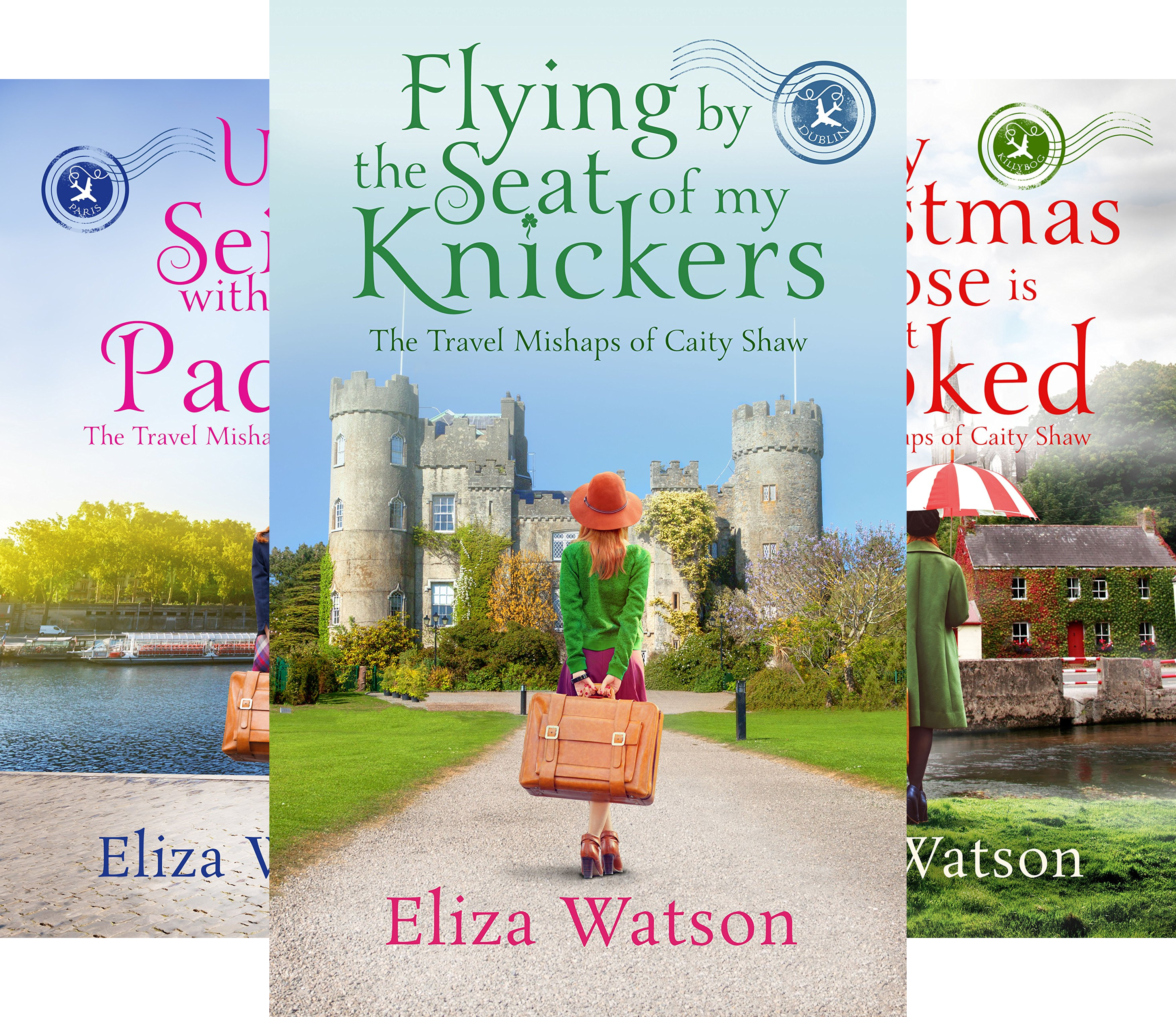 The Travel Mishaps of Caity Shaw (3 Book Series)
