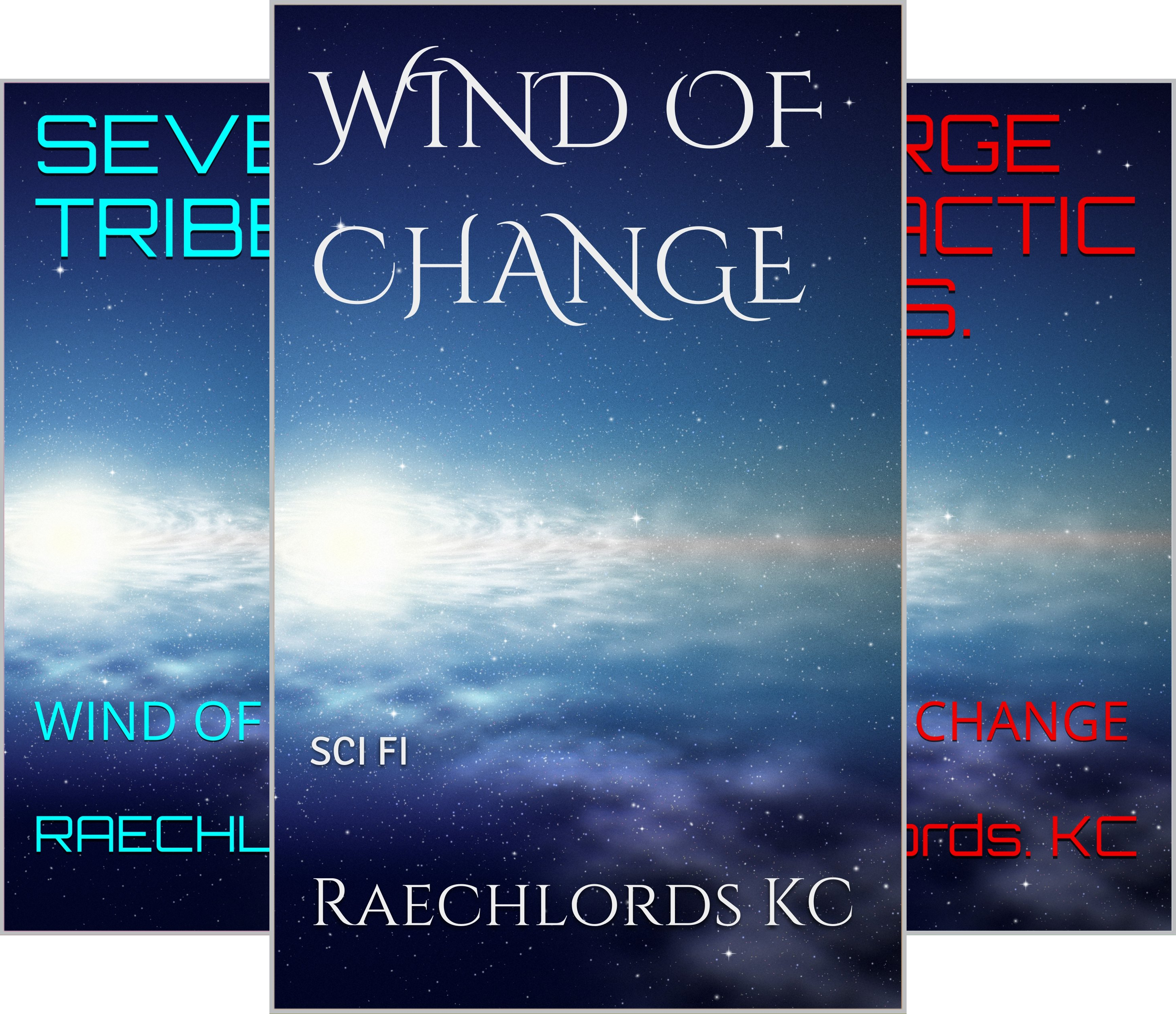 WIND OF CHANGE (8 Book Series)