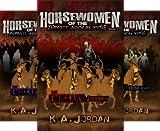 Horsewomen of the Zombie Apocalypse (3 Book Series)