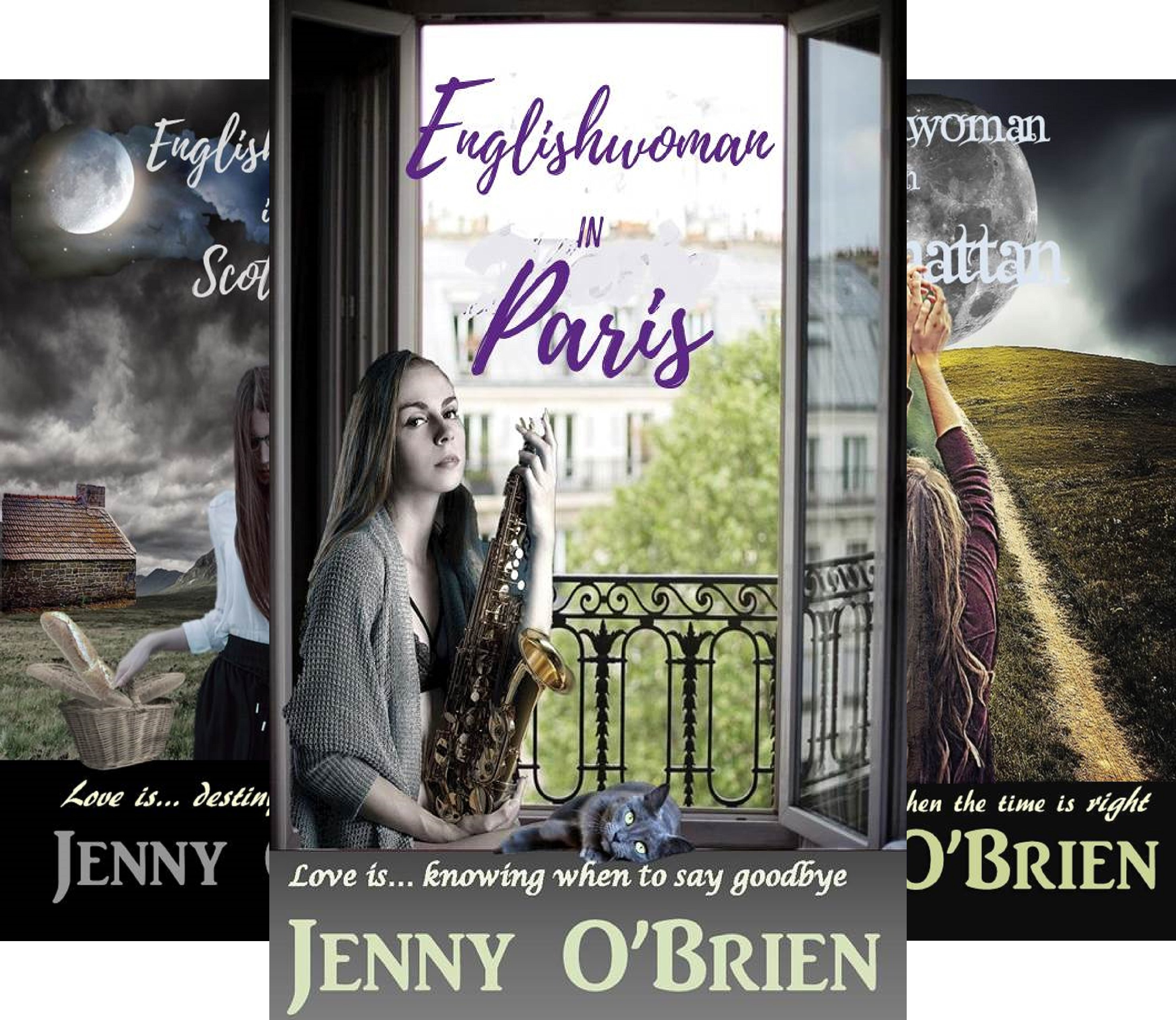 Englishwoman (4 Book Series)