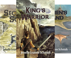 The Minstrel's Song (4 Book Series) by  Jenelle Leanne Schmidt