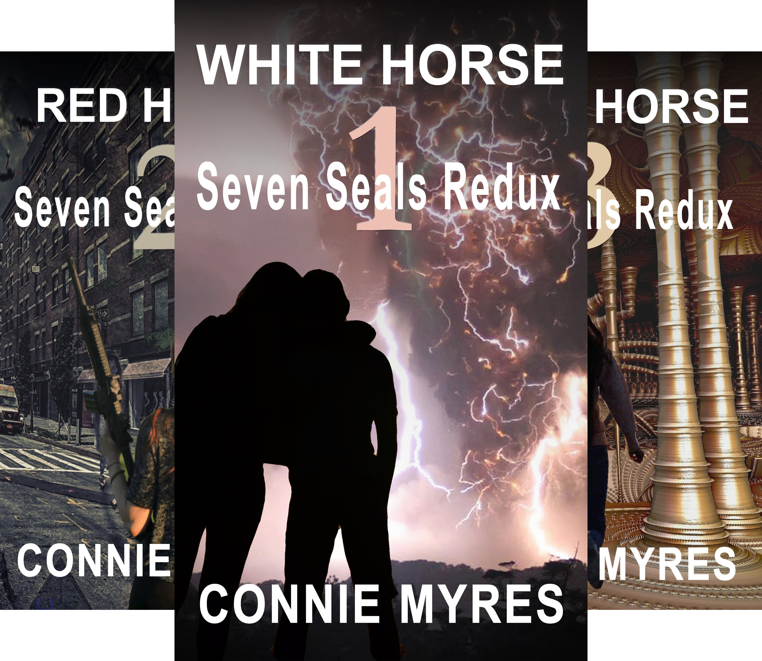 Seven Seals Redux (7 Book Series)