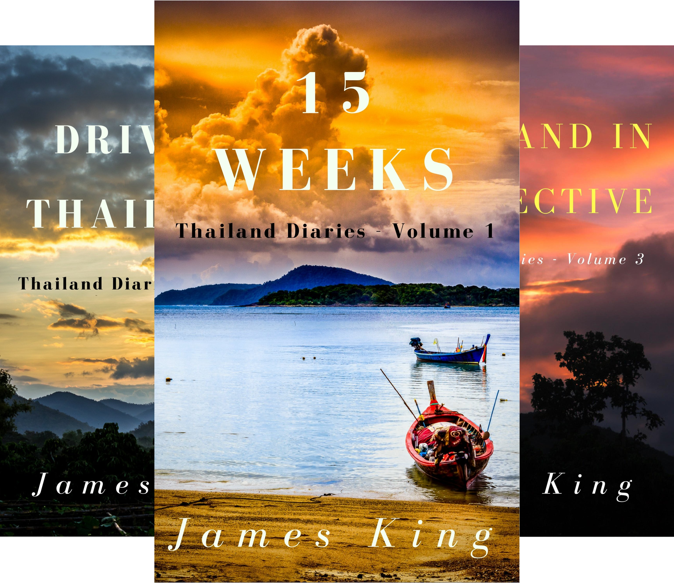 Thailand Diaries (3 Book Series)