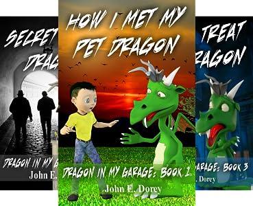 Dragon In My Garage (3 Book Series)