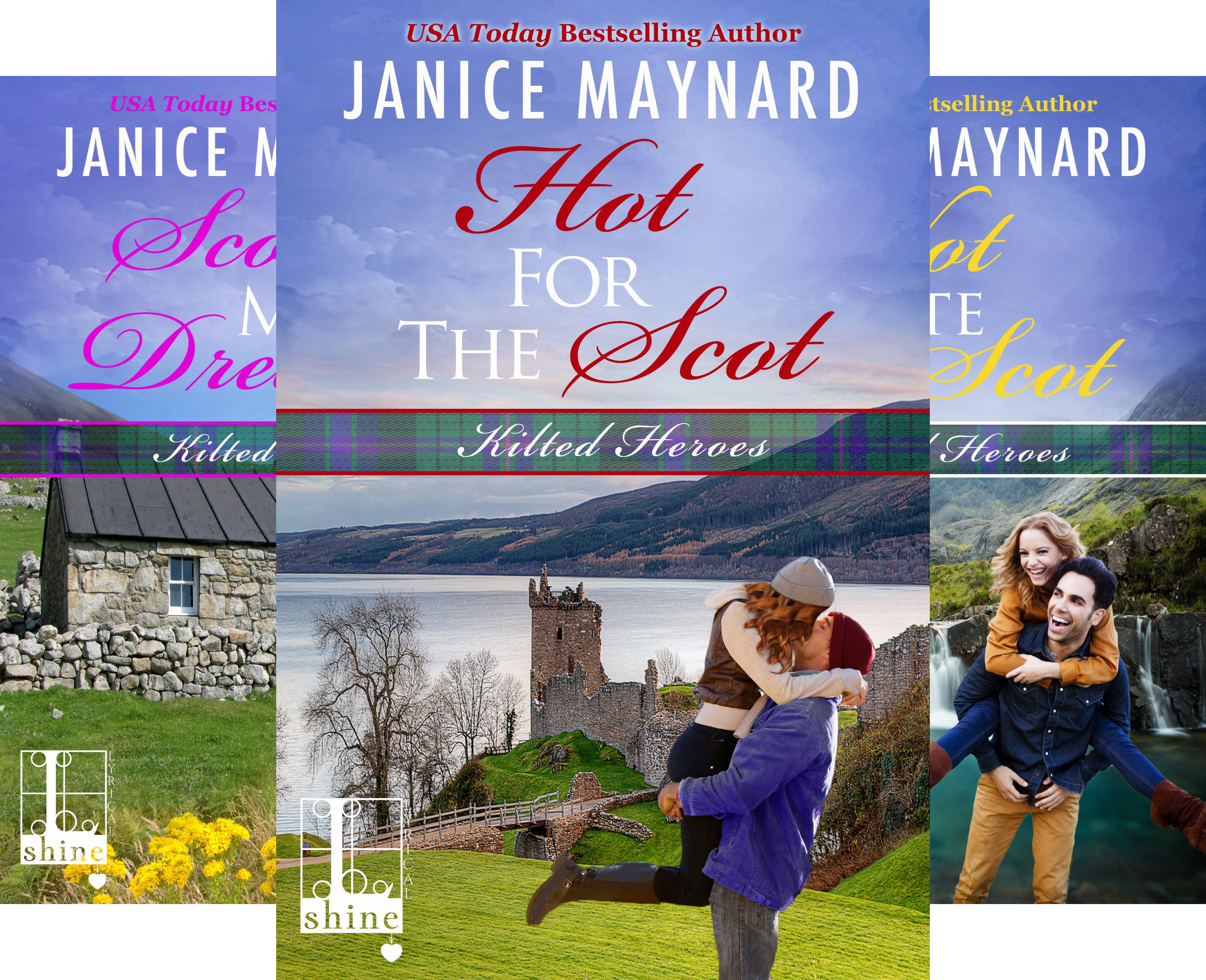 Kilted Heroes (4 Book Series)