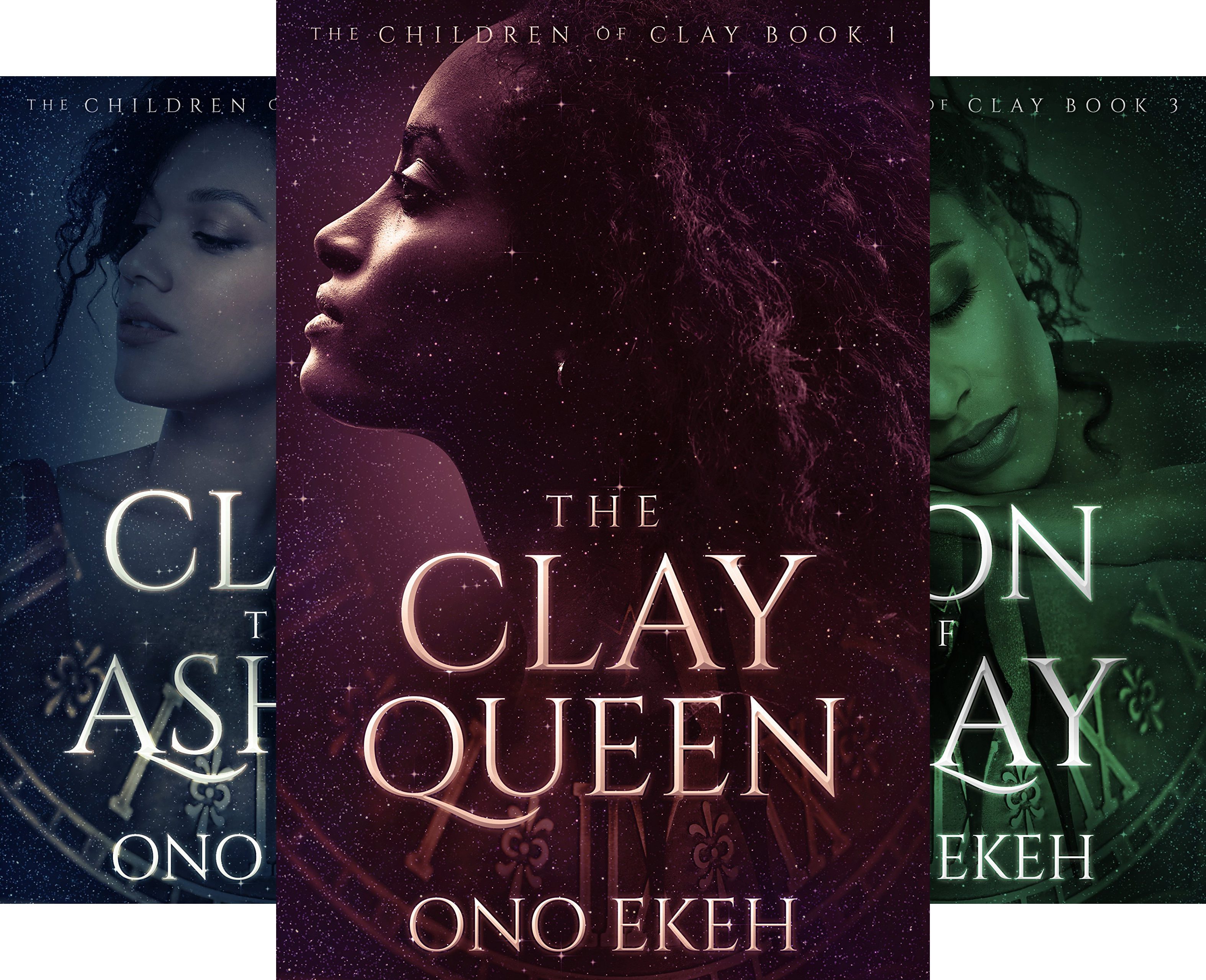 The Children of Clay (3 Book Series)