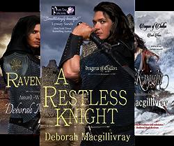 Dragons of Challon (3 Book Series) by  Deborah Macgillivray