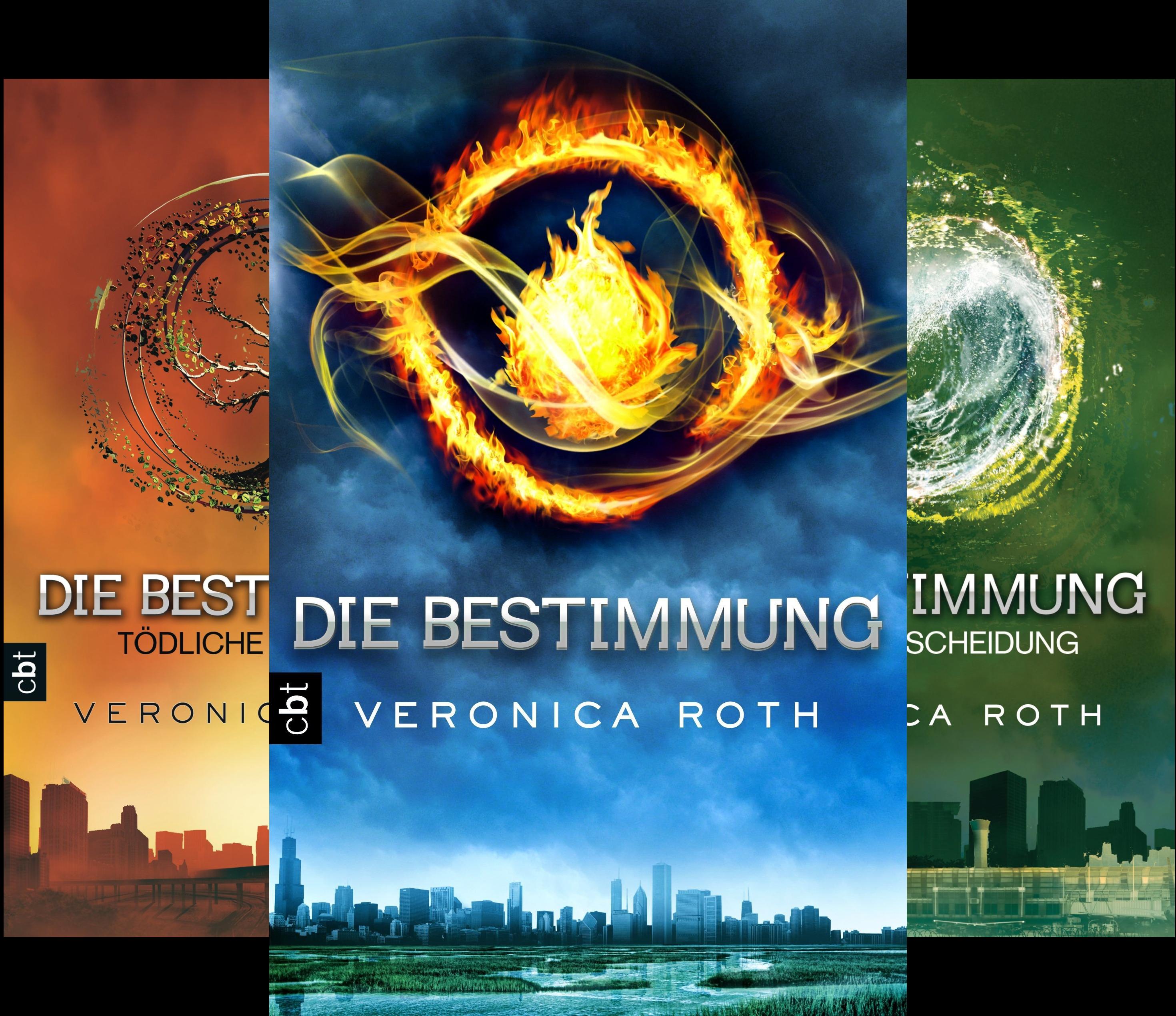 Download Die Bestimmung (Reihe in 3 Bänden) Pdf