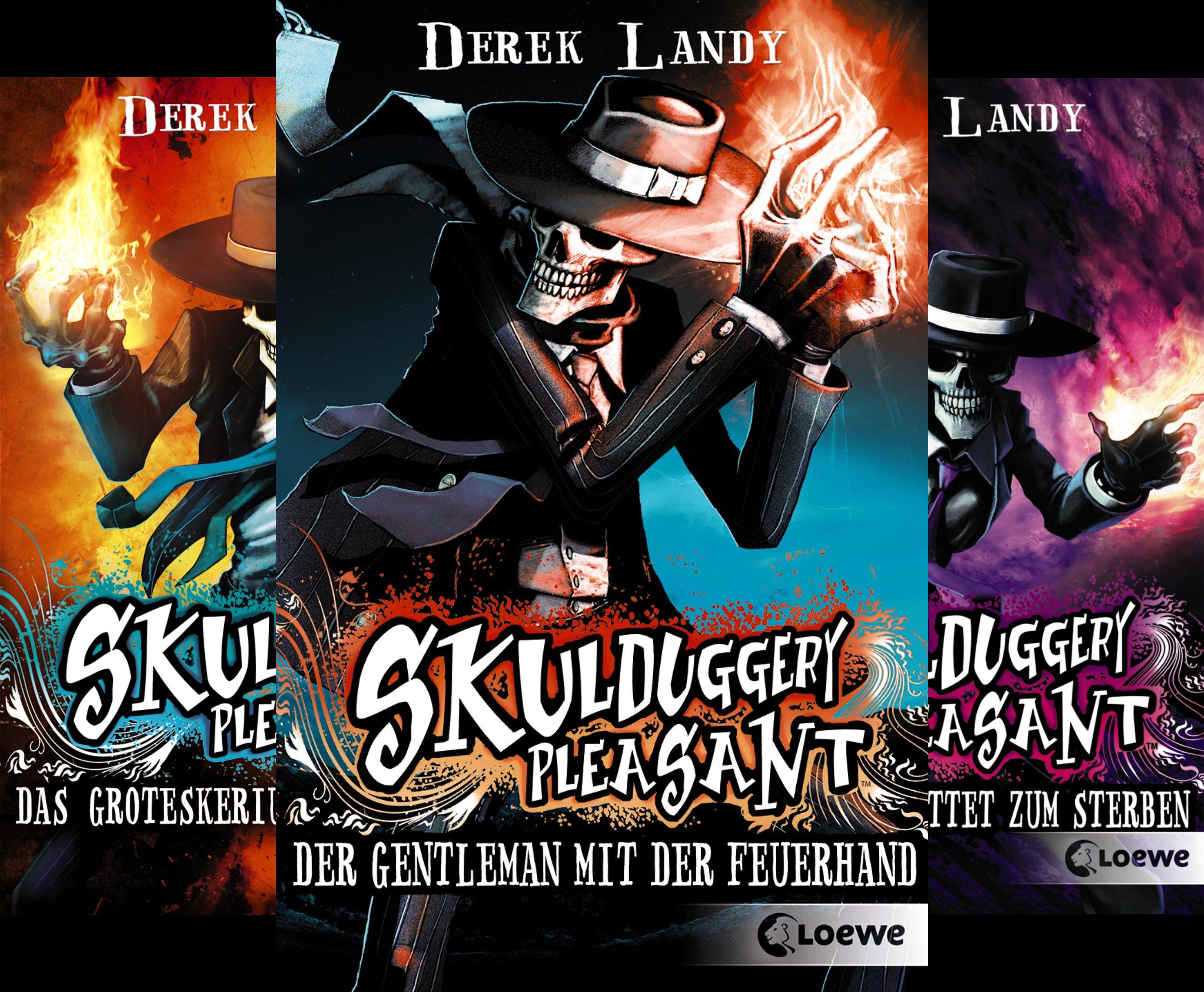 Download Skulduggery Pleasant (Reihe in 7 Bänden) Pdf