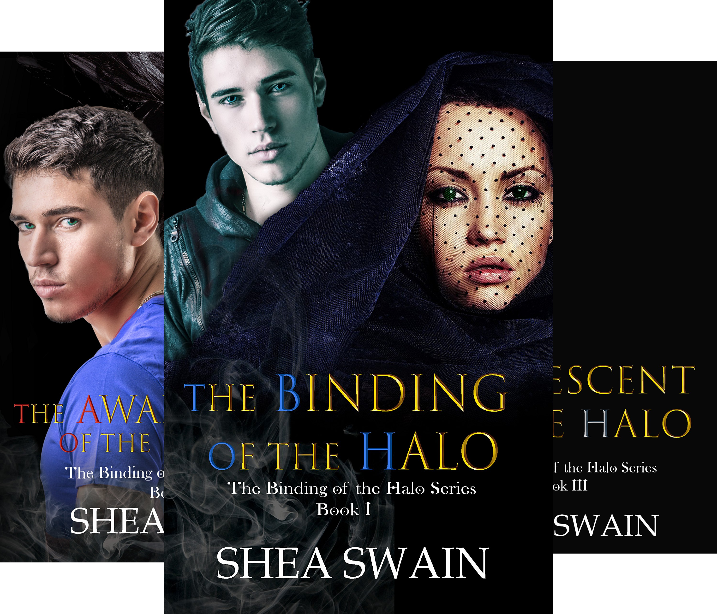 The Binding of the Halo Series (3 Book Series)