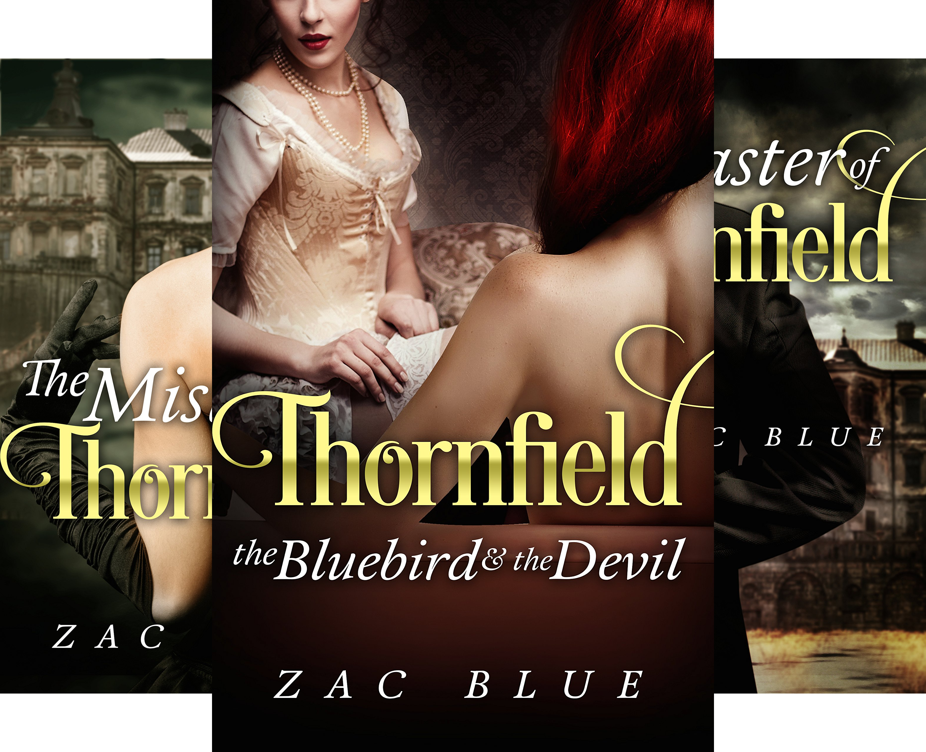 Thornfield (3 Book Series)