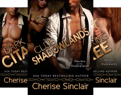 Masters of the Shadowlands Series (12 Book Series) by  Cherise Sinclair Cherise  Sinclair
