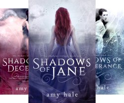 The Shadows Trilogy (3 Book Series) by  Amy Hale