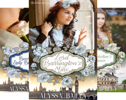 Chase Abbey (4 Book Series) by  Alyssa Bailey