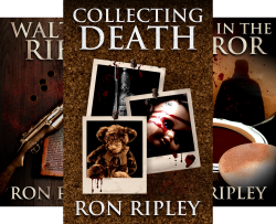 Haunted Collection Series (8 Book Series) by Ron Ripley