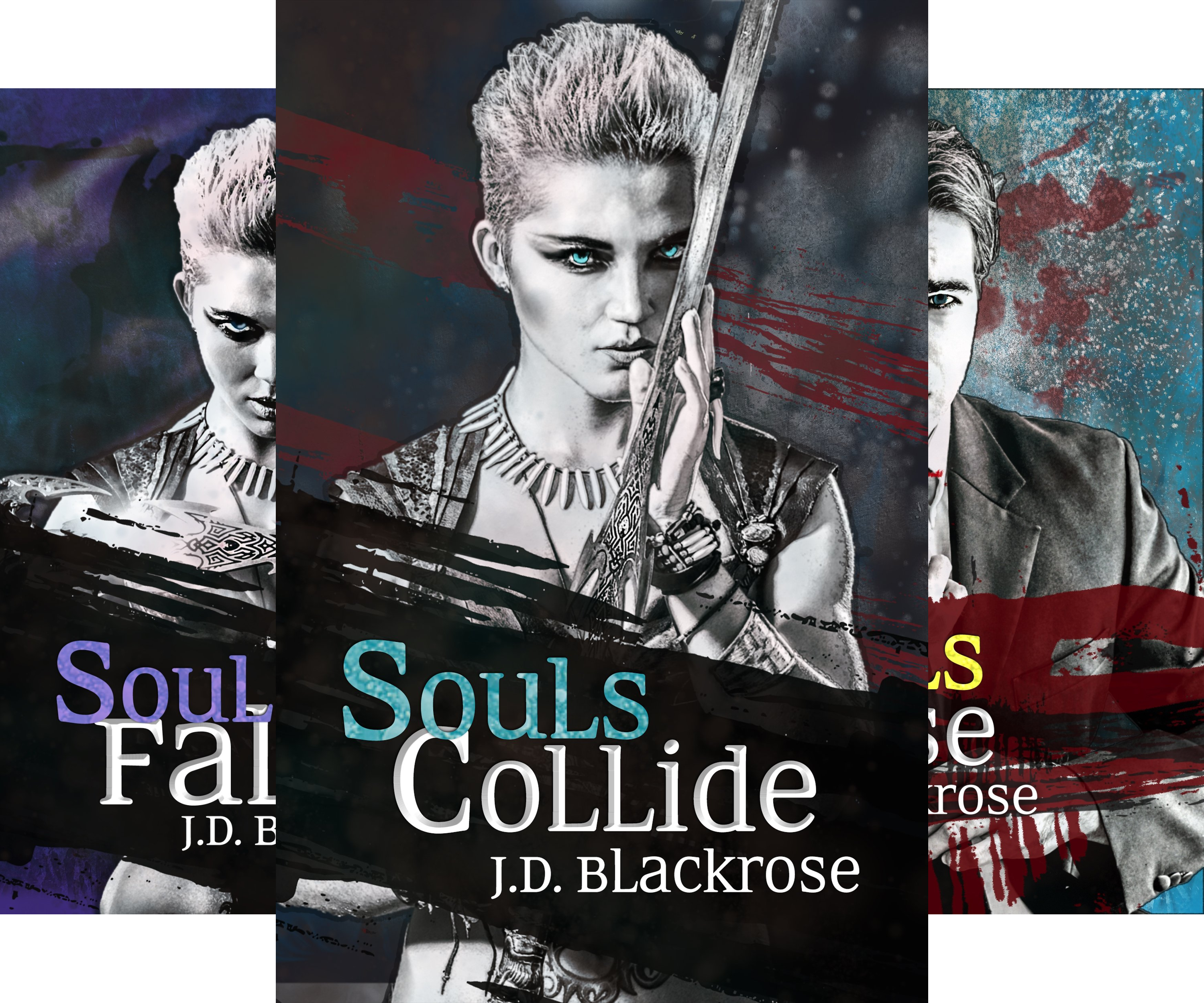 The Soul Wars (4 Book Series)