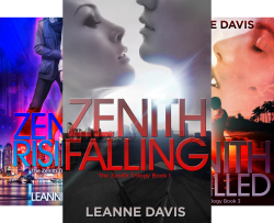 Zenith Trilogy (3 Book Series) by  Leanne Davis