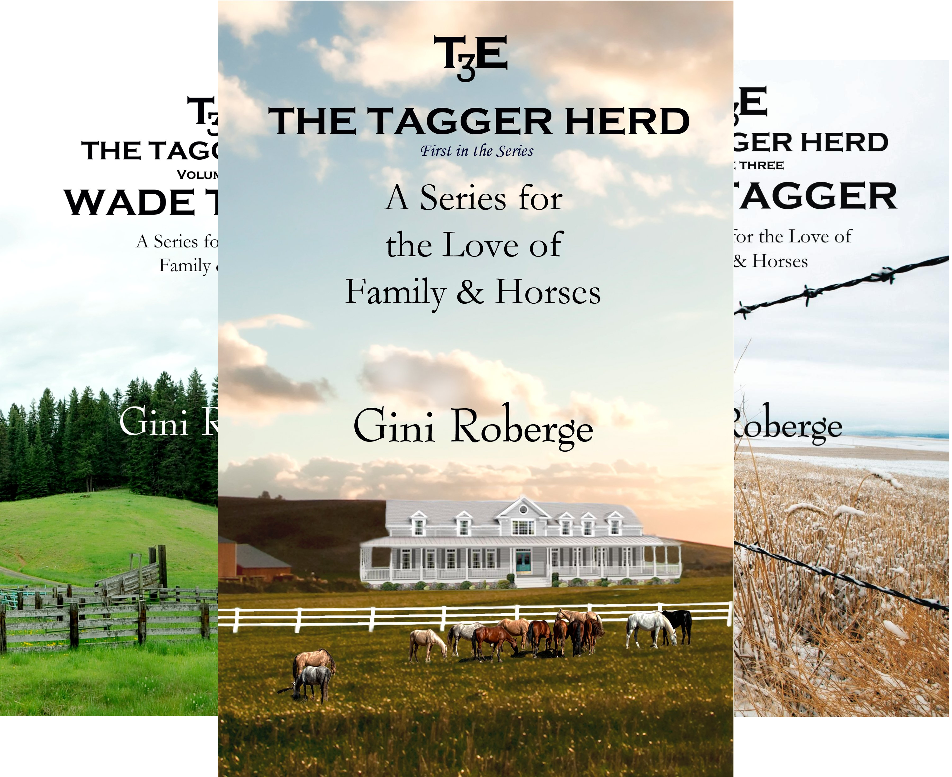 The Tagger Herd (16 Book Series)