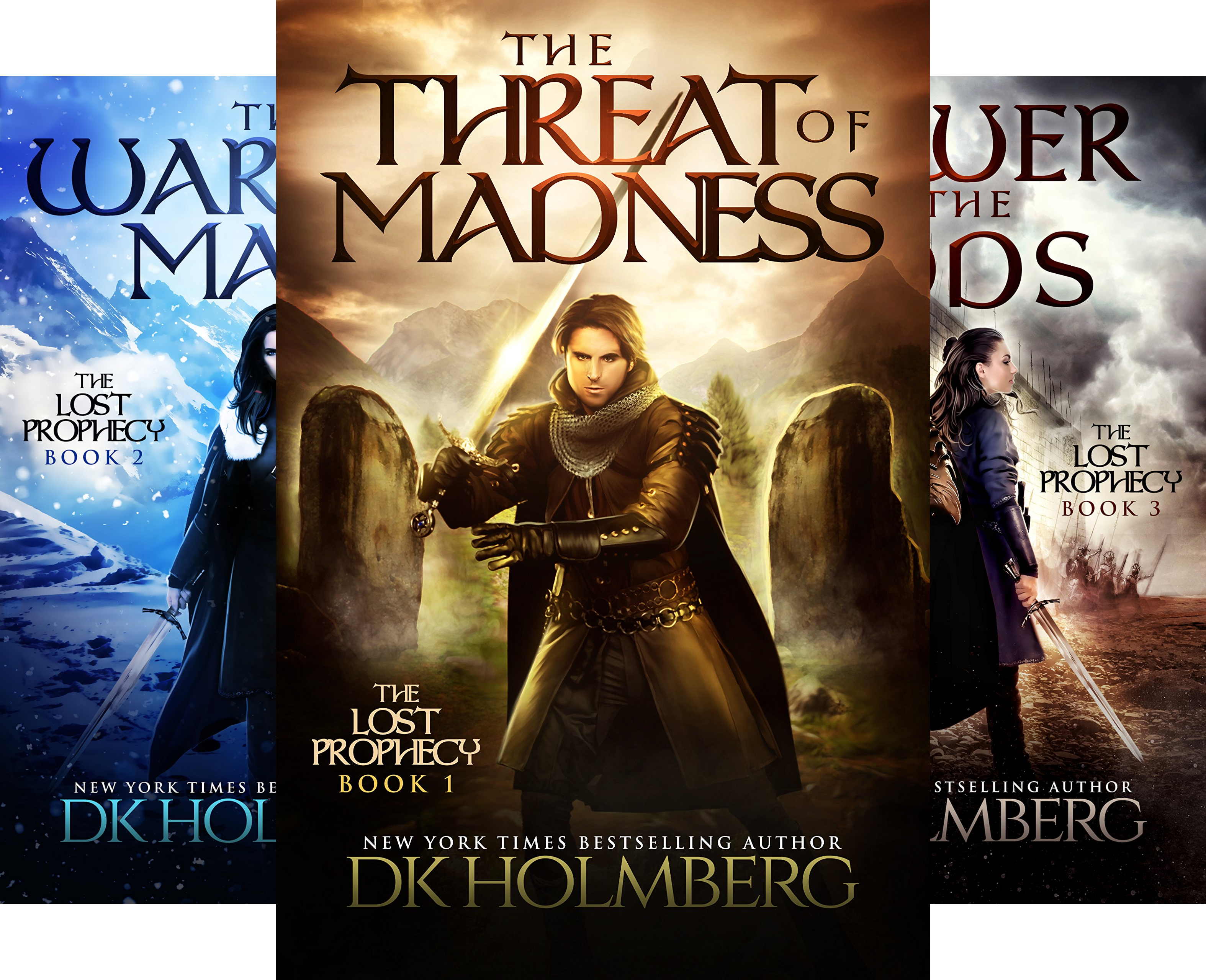 The Lost Prophecy (4 Book Series)