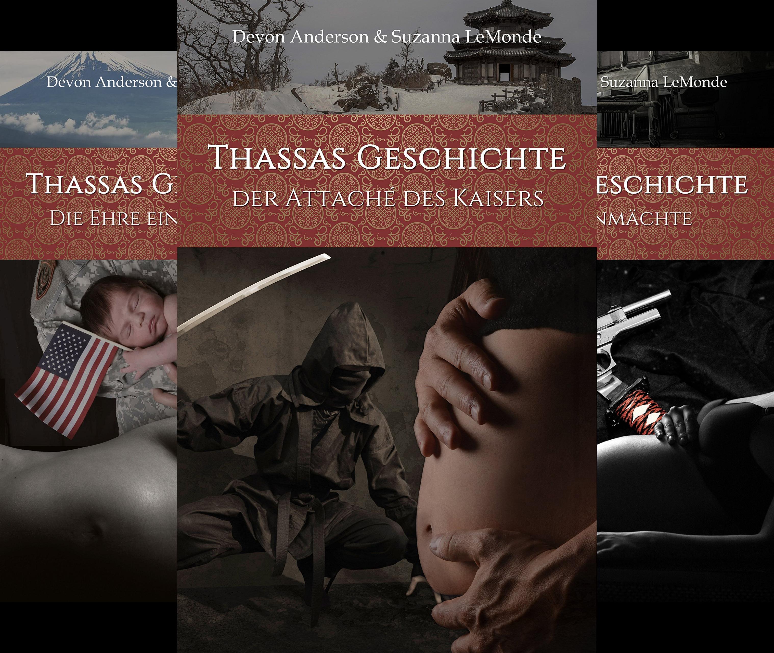 Thassas Geschichte (Reihe in 3 Bänden)