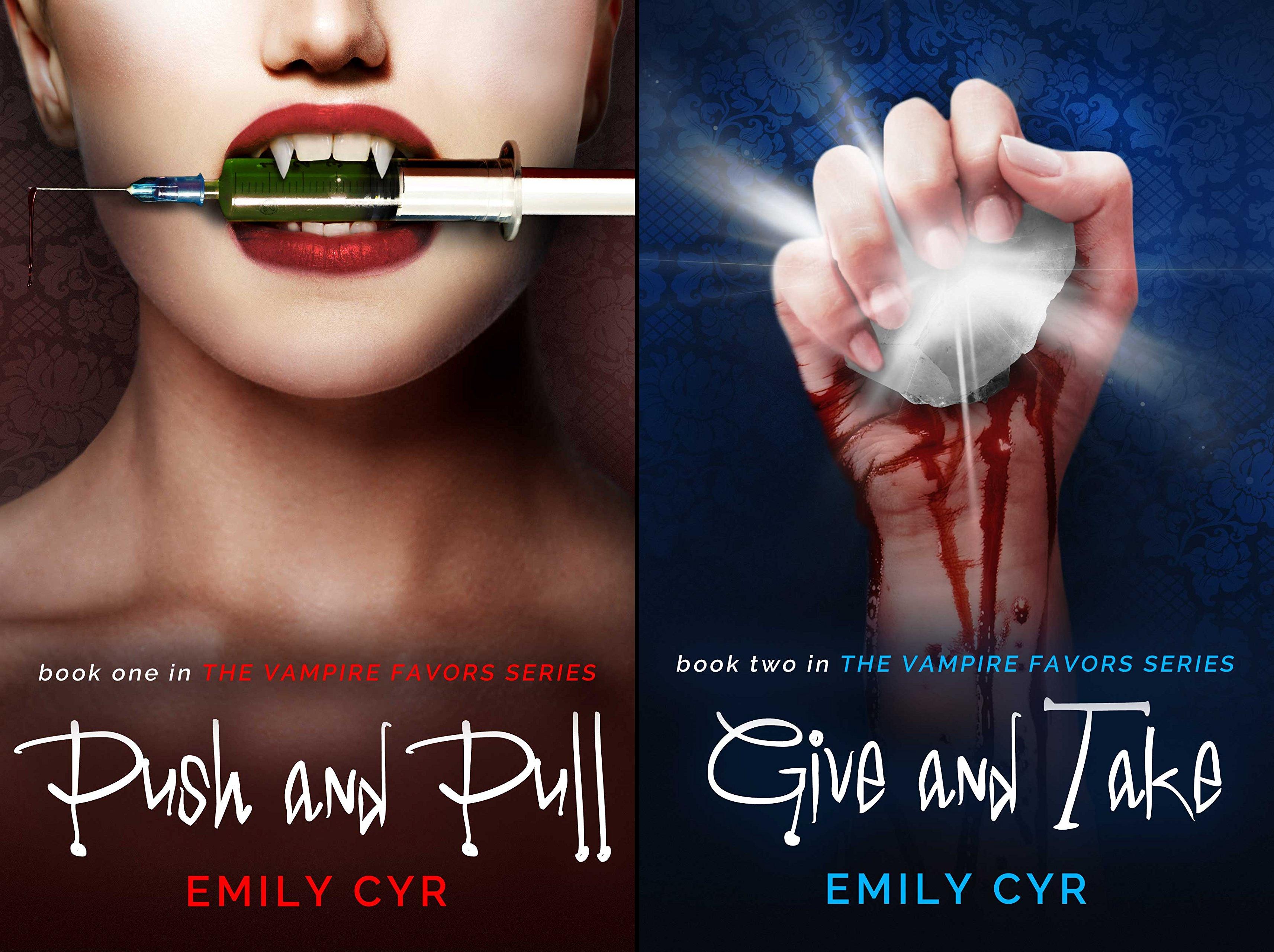 Vampire Favors (2 Book Series)