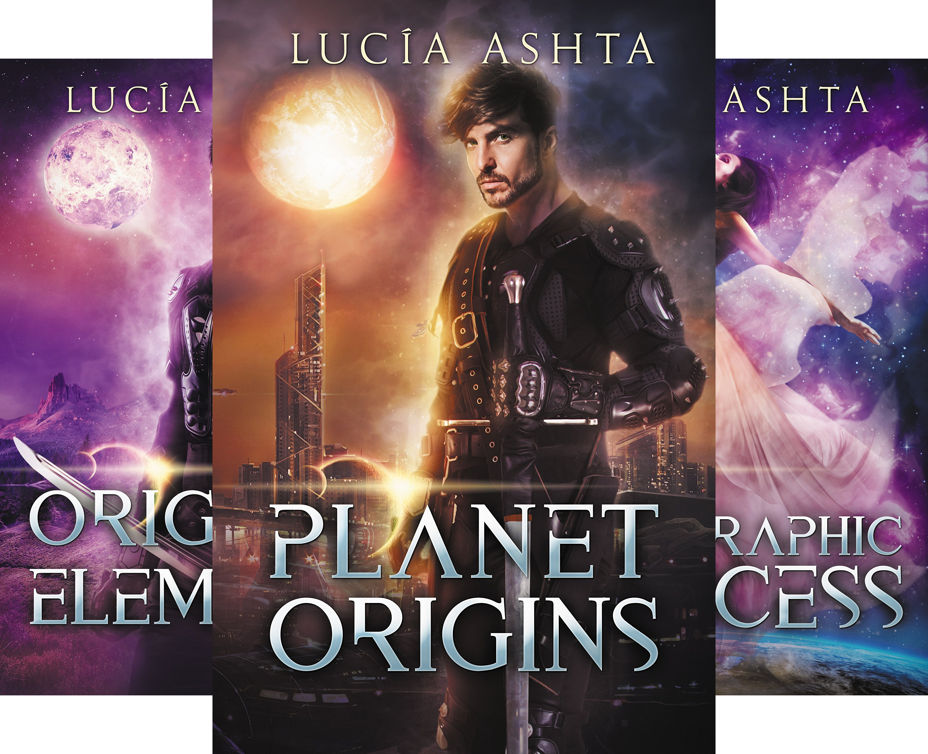 Planet Origins (5 Book Series)