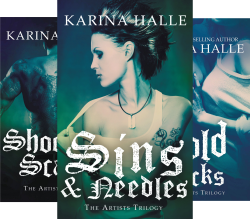 The Artists Trilogy (3 Book Series) by  Karina Halle
