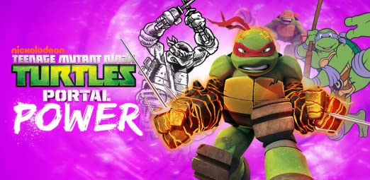 Teenage Mutant Ninja Turtles: Portal Power