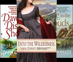 Wilderness (6 Book Series) by  Sara Donati