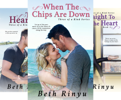 Three Of A Kind (3 Book Series) by  Beth Rinyu