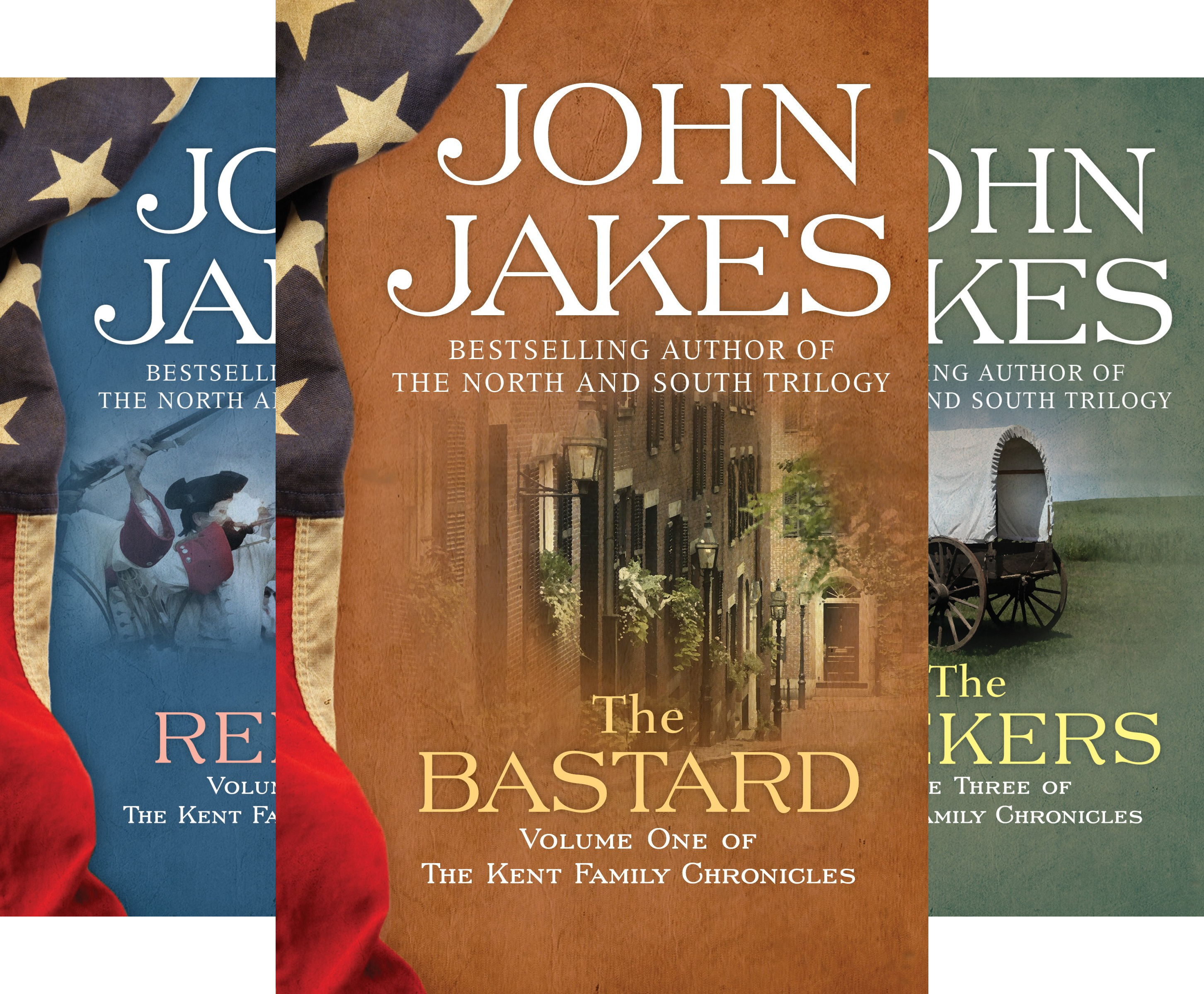The Kent Family Chronicles (8 Book Series) Pdf