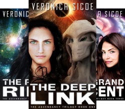 The Ascendancy Trilogy (3 Book Series) by  Veronica Sicoe