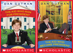 Kid Who Ran for President (2 Book Series) by  Dan Gutman