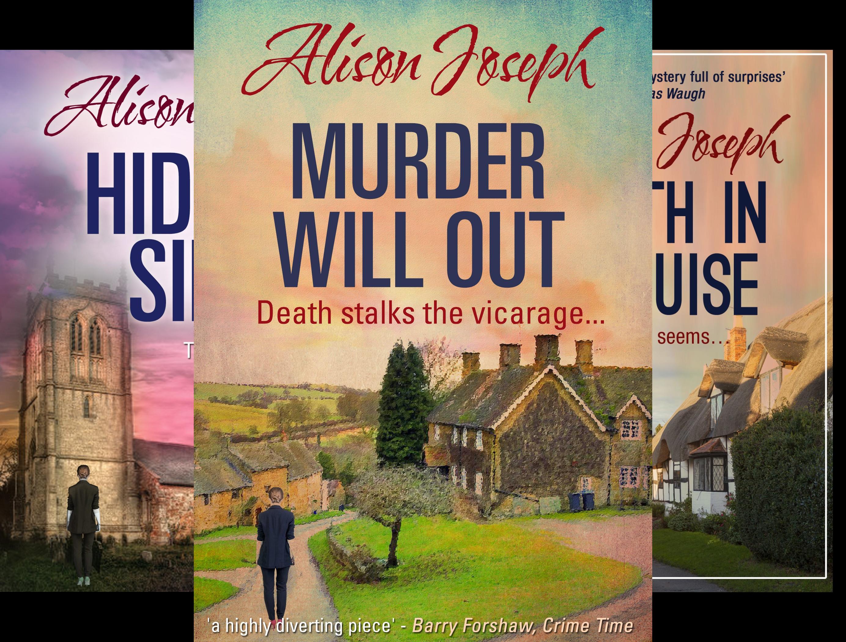 Agatha Christie Investigates (3 Book Series)